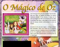 Livro O Mágico de Oz