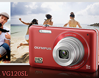Olympus VG120SL