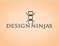 Design Ninjas Logo Work