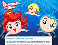 Livro Princesas do Mar