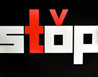 Stop TV Poster