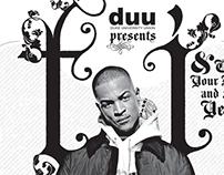 DUU / T.I. Live
