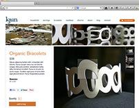 Kjun Home E-commerce Website