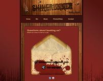 Band Logo, Website & CD Artwork