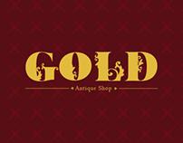 Gold - Antique Shop