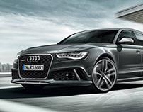 Audi - Lifestyle Experiences