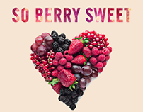 So Berry Sweet Campaign