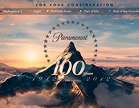 Paramount Studios Websites