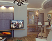 Apartment in Kirovsk