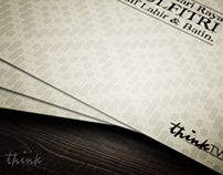 Think Twice Project: Idulfitri 2013 Poster Ads