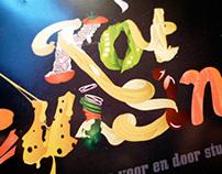 Poster Kot Cuisine