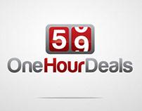 One Hour Deals - Logo design