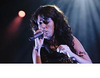 Ana Moura - Fado Singer - CoolJazzFest, Lisbon