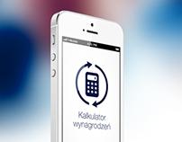 Salary Calculator - iOS6 app