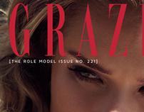 Grazia Editorial Work