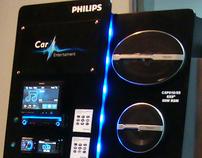 Exhibidor Car Entertaiment | Philips