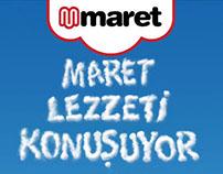 Maret Lezzeti Konuşuyor - Web Banners