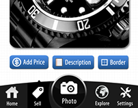 Mini store app