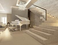 Project- Villa Interior