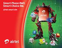Airtel - Smart SIM