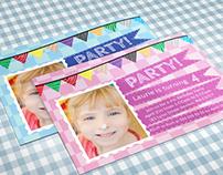 Birthday Party Invitation - 02
