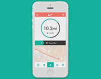 Nike+ Run App
