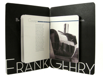 Frank Gehry Booklet