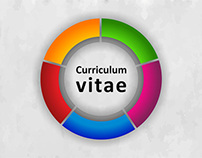 Curriculum vitae (Infographics)