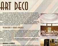 Art Deco- documentation