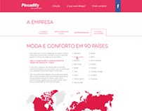 Piccadilly - Empresa