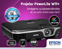 e-MKT PowerLite W11+ Epson