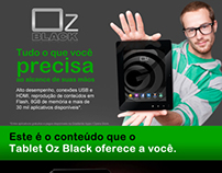 Gradiente - Oz Black