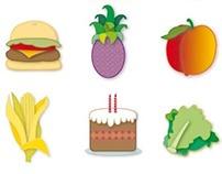 Food - Fruits - Vegetables