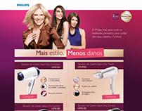 Philips - Mais estilo e menos danos