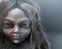Zbrush Character Design by TITI