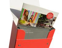 Regio College -brochurelijn, box, beurswand en banieren