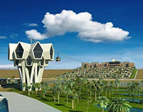Saqr and Zuhra Island Project - Ras Al Khaimah, UAE