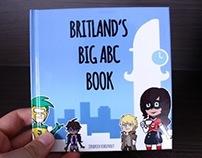 Britland City's Big ABC Book