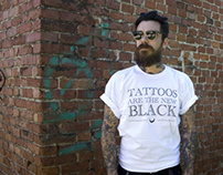 TATTOOS ARE THE NEW BLACK TEES
