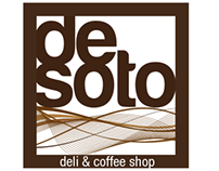 Proyecto Branding Cafeterías DeSoto