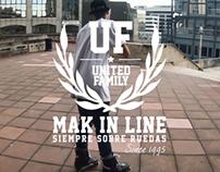 Videographer / editor UF team european Tour