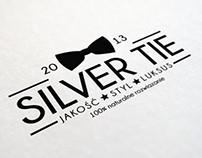 Logo Design #5 - Silver tie