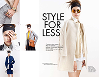 ELLE - Style for less