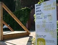 Brno Art Open 2013 (Sochy v ulicích)