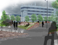 Jewel & Esk College Landscape Plan