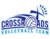 Logo - Crossroads Volleyball Team