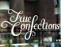 TRUE CONFECTIONS / REBRAND