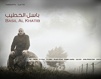 Director BASIL ALKHATIB's website