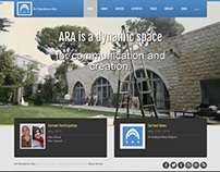 Art Residence Aley Website