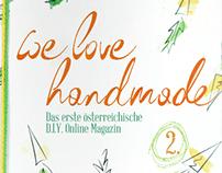 we love handmade MAG #2